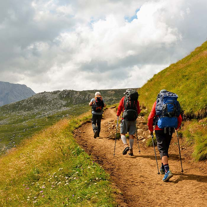 Excursions and trekking in Val di Ledro
